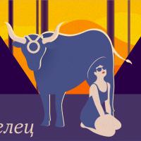 женщина телец зодиак