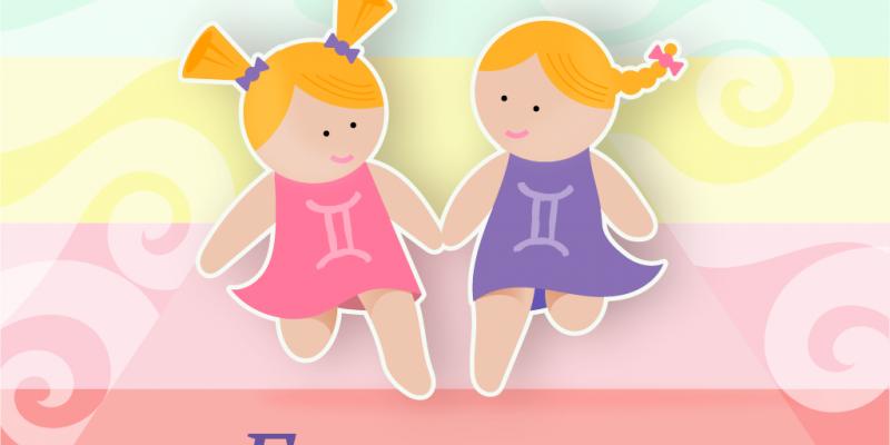 женщина близнецы как меняется с возрастом