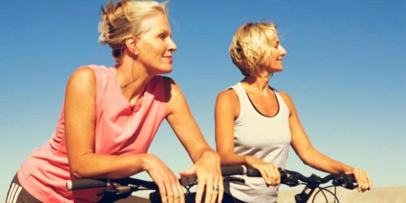 польза тренировок против старения