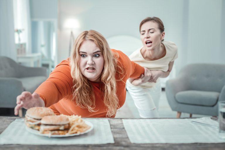 психология похудения и заедания стресса