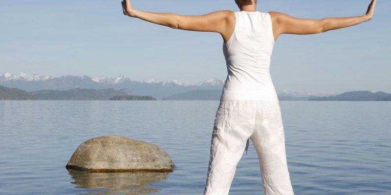 правильный здоровый образ жизни женщины
