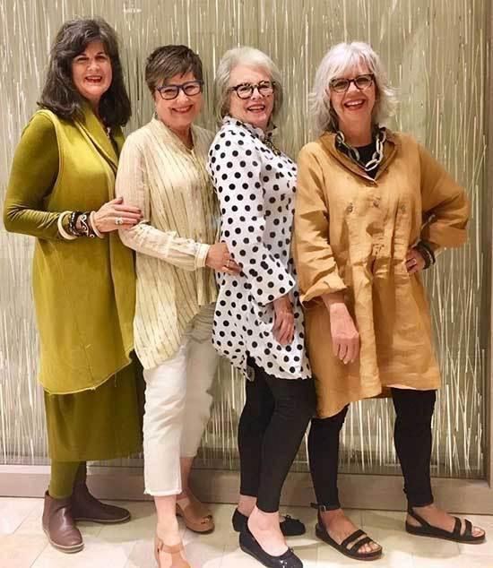 Стиль женщины после 50 и 5 вещей кэжуал для 50 лет