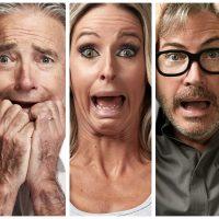 кризис средних лет лица эмоции