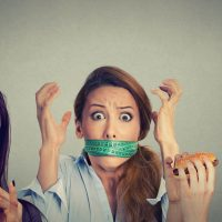 нарушение пищевого поведения