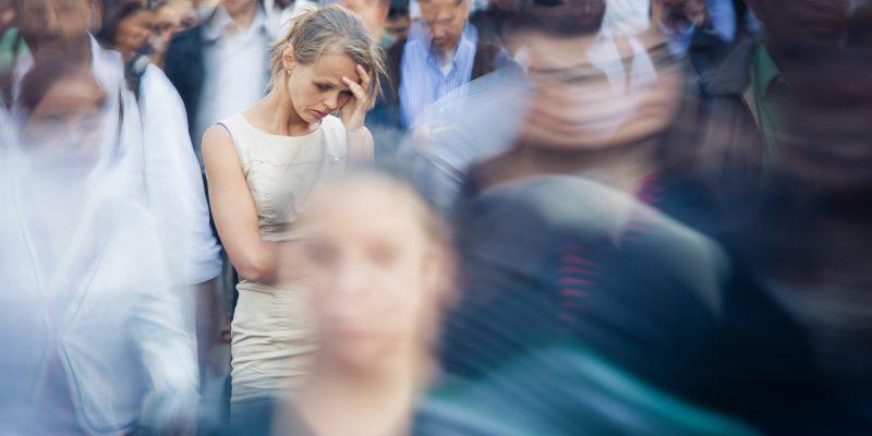 одиночество в отношениях